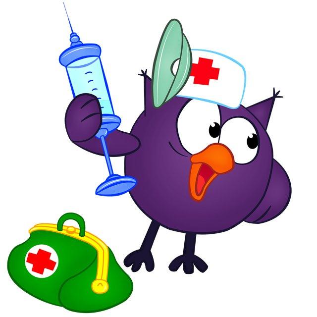 Поступила вакцина против гриппа для иммунизации детей дошкольного возраста!