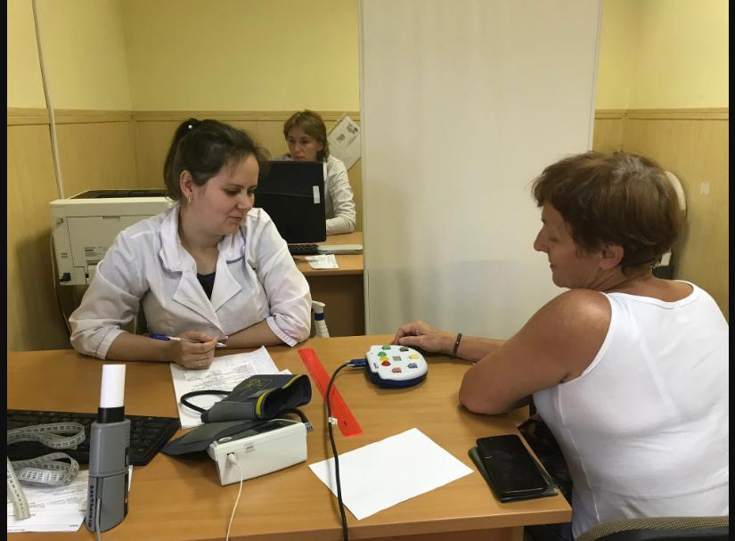 Центры здоровья свердловских больниц начали выезжать в сельские поселения