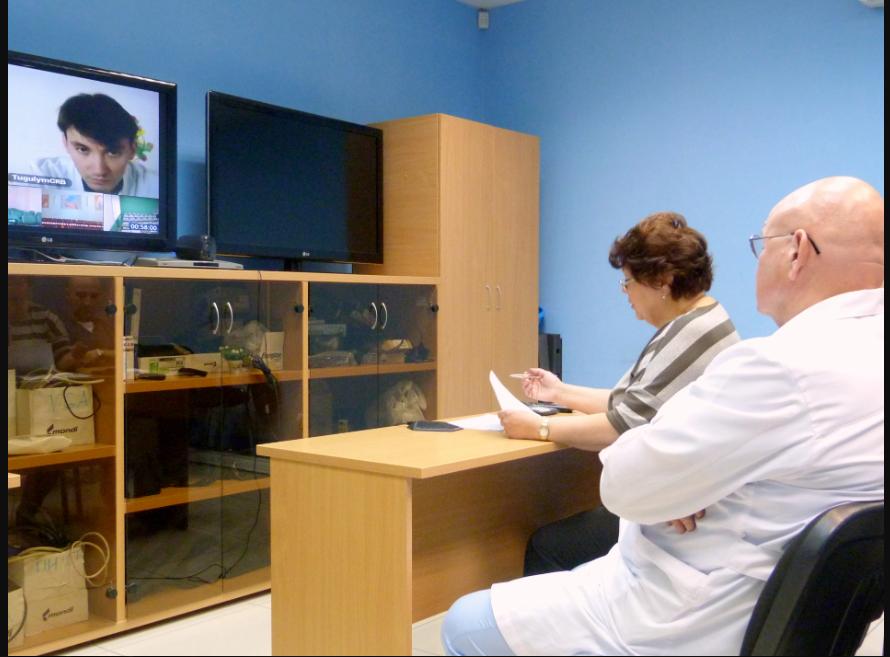 Национальный проект «Здравоохранение» позволяет свердловчанам получать консультации дистанционно