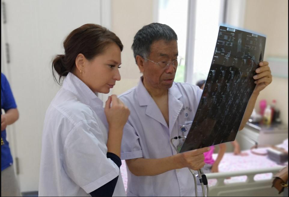 Свердловские медики обменялись опытом медицинской помощи детям с китайскими коллегами