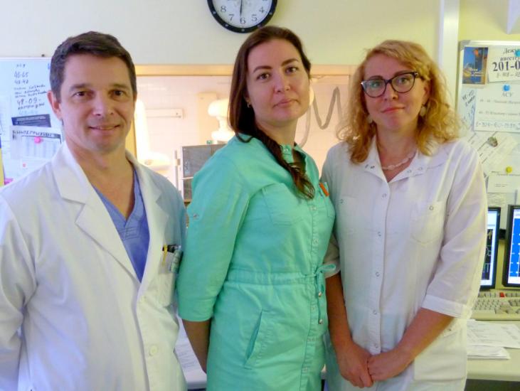 Свердловские врачи спасли мужчину с внутренним кровотечением благодаря высокотехнологичной хирургии