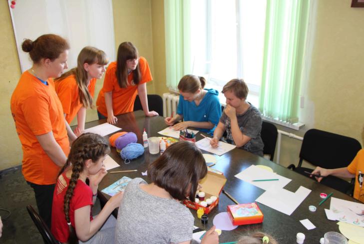 Уральские психологи посетили маленьких пациентов Областной детской клинической больницы