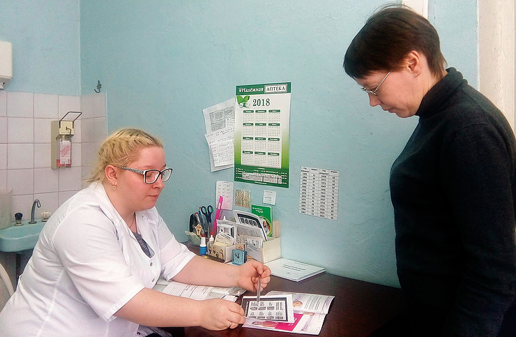 Более 140 свердловчан прошли обучение в «Школах здоровья» Алапаевской ГБ с начала 2019 года