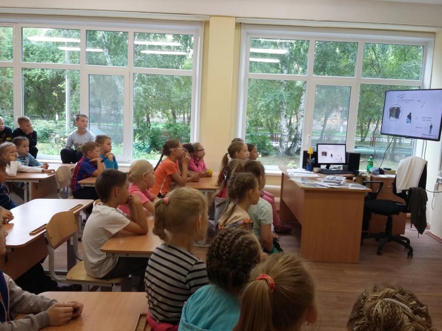 Специалисты Ирбитской ЦГБ провели мероприятия по ЗОЖ для двухсот школьников
