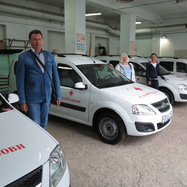 Заготовка донорской крови в Свердловской области соответствует мировым стандартам безопасности