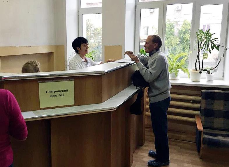 Сестринские посты появляются в свердловских больницах благодаря нацпроекту «Здравоохранение»