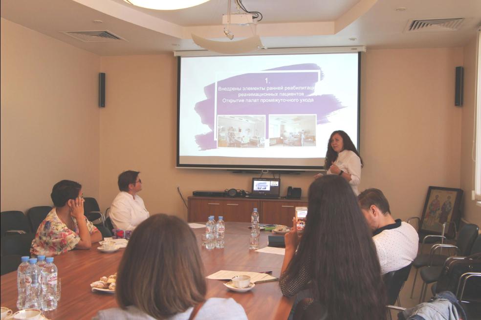 Специалисты ОДКБ обсудили вопросы взаимодействия с представителями пациентских организаций