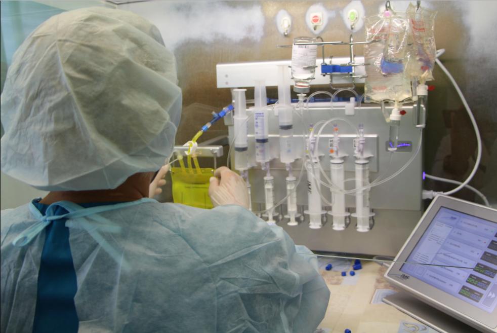 В ОДКБ внедрили новое оборудование для приготовления растворов для парентерального питания