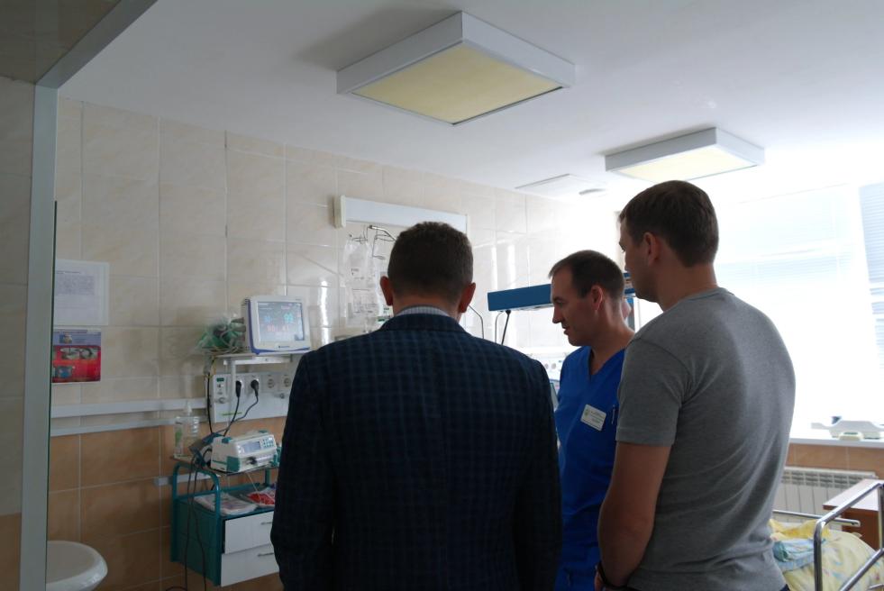 Детские реаниматологи обменялись опытом с коллегами из Чувашской Республики