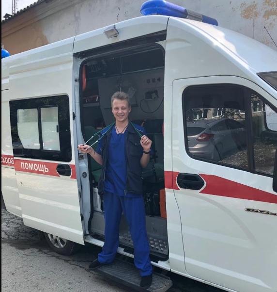 В день знаний школьники Березовского смогут познакомиться с устройством машины скорой помощи