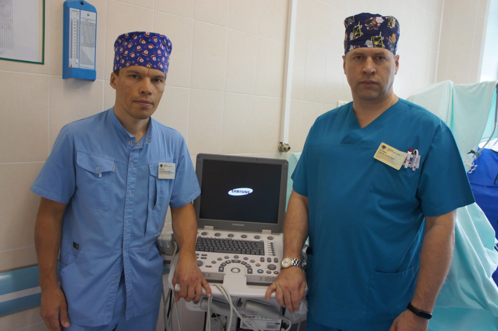 Впервые в Екатеринбурге проведена «щадящая» хирургическая операция на венах