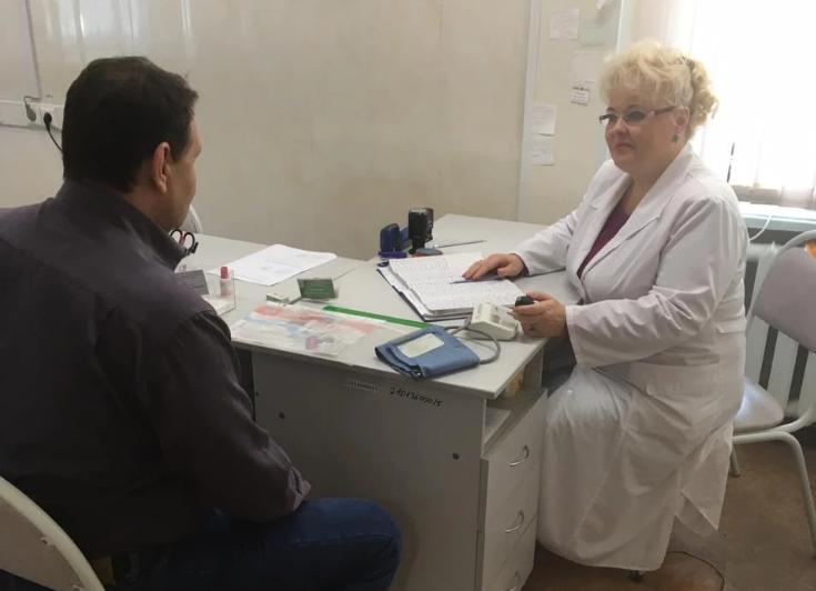 Более тридцати пяти тысяч мигрантов прошли медицинское освидетельствование в больницах Екатеринбурга