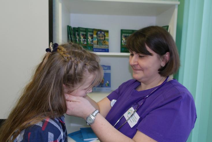 Более 85 детей с муковизцидозом получают лечение на базе областной детской больницы