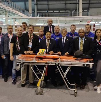 Организация медицинского обеспечения Чемпионата мира по боксу- 2019 получила высокие оценки