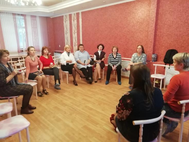 В ММЦ Асбеста прошел практический семинар для акушеров — гинекологов и медпсихологов