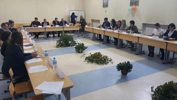 В Северном управленческом округе обсудили проблемы и перспективы развития профессионального обучения