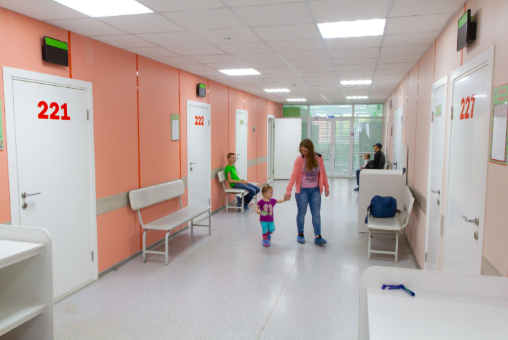Детская больница №11 Екатеринбурга продолжает совершенствовать свои поликлиники