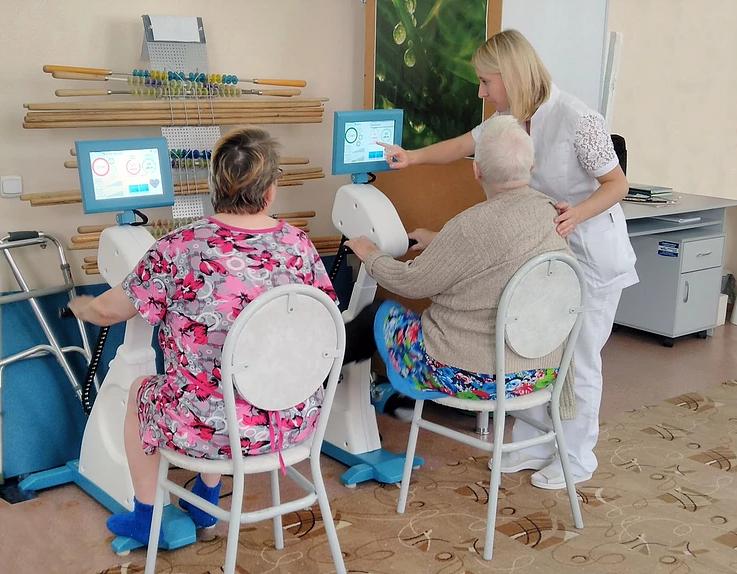 Жителей севера Свердловской области будут реабилитировать после инсульта на современных тренажёрах