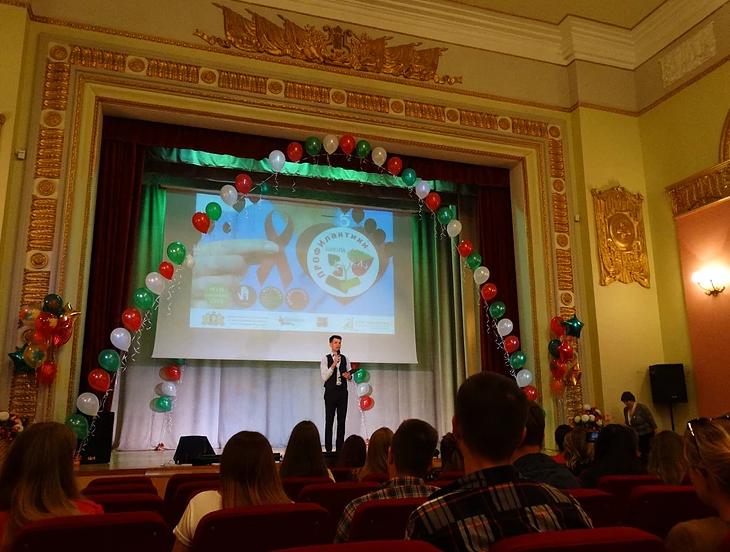 В Екатеринбурге прошел молодежный фестиваль «ПРОФИлактика V»