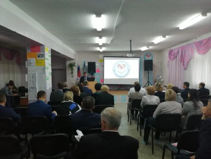 Перспективы развития здравоохранения в западных территориях обсудили в Красноуфимске