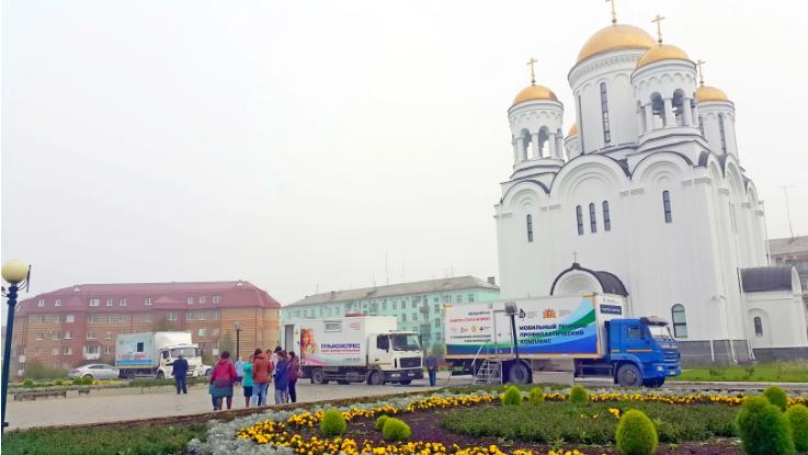 Для ста тысяч жителей города на севере Свердловской области прошла всероссийская акция #ДоброВГород