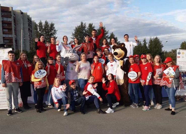 Свердловские волонтеры-медики внедряют новые формы профилактической работы с жителями области