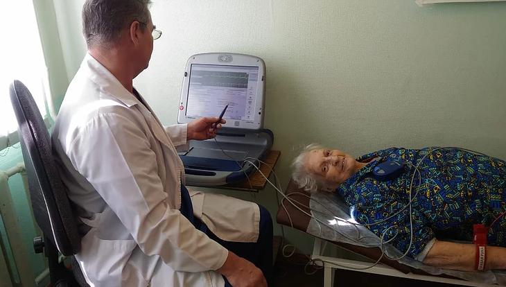 Хирурги Свердловского госпиталя ветеранов войн провели сложнейшую операцию 91-летней пациентке