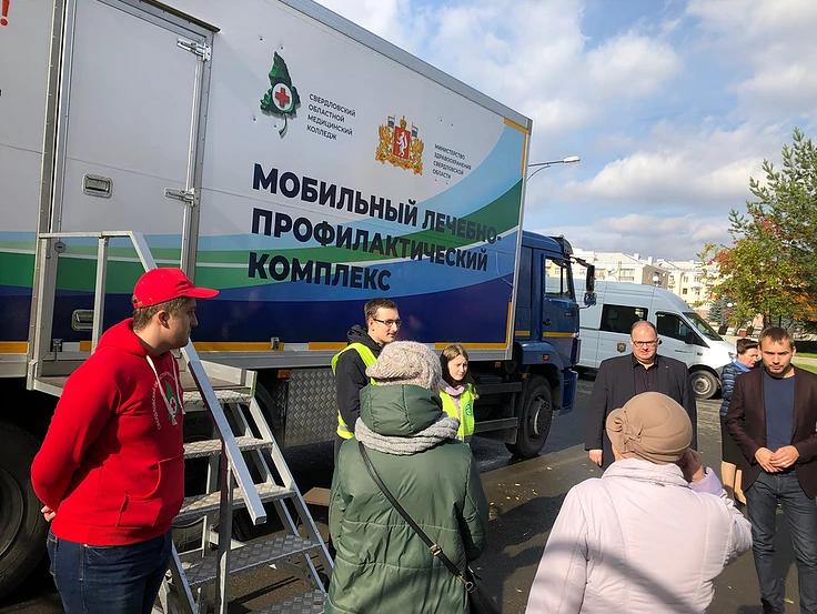 Андрей Цветков в ходе визита в Горнозаводской округ решил ряд важных вопросов