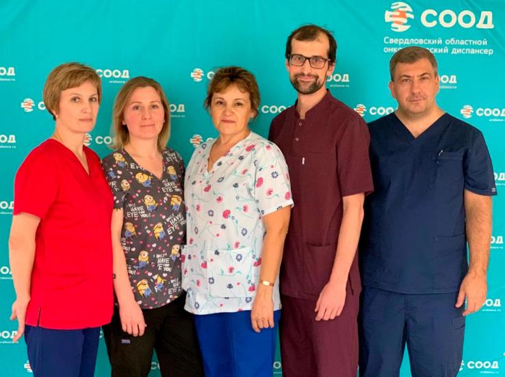 В Свердловской области впервые удалили злокачественную опухоль бронха через дыхательные пути