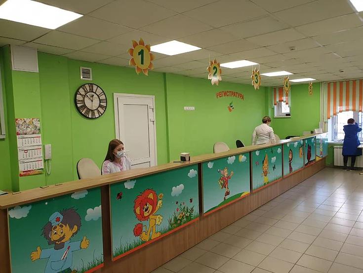 Екатеринбургская поликлиника представила результаты реализации процессов бережливого производства