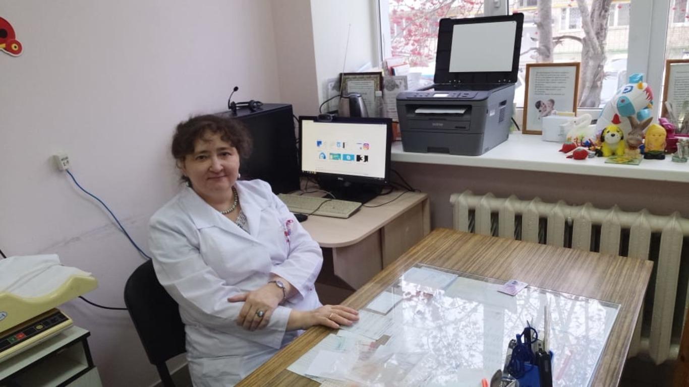Березовская ЦГБ присоединилась к практике телеконсультаций