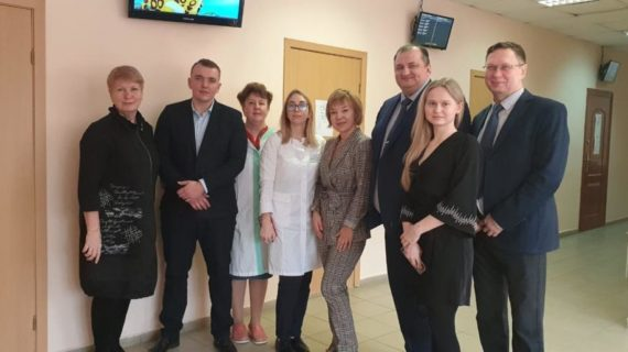 Детская поликлиника Березовской ЦГБ получила высокую оценку аудиторов