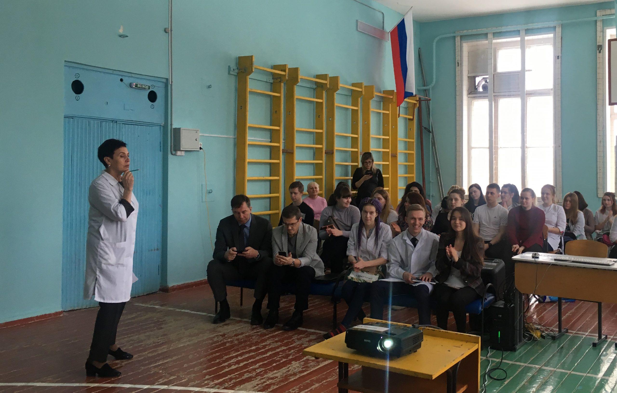 Березовская ЦГБ ведет работу по привлечению молодых специалистов
