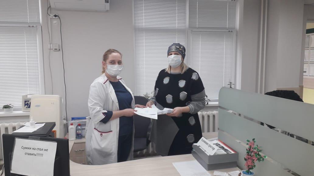 Теперь волонтеры в Березовском доставляют на дом льготные лекарства