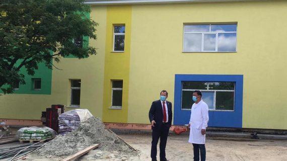 Группа компаний BROZEX продолжает оказывать спонсорскую помощь Березовской ЦГБ