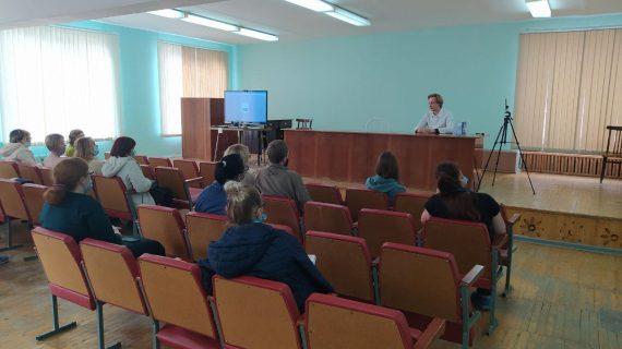 В Березовской ЦГБ прошло обучение оказанию первой помощи