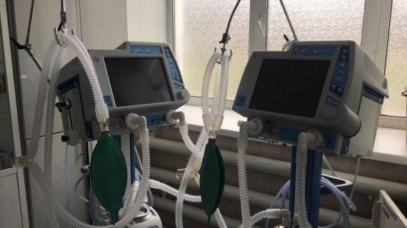 Очередная партия современного медицинского оборудования поступила в Березовскую ЦГБ