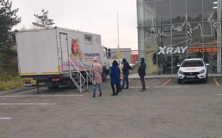 В Березовском городском округе прошла Неделя здоровых легких