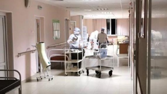 На базе ЦГБ развернут 150 коек для больных COVID 19